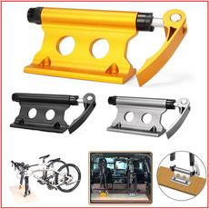 fixedclipluggagerack, bikeaccessorie, Bicycle, Aluminum
