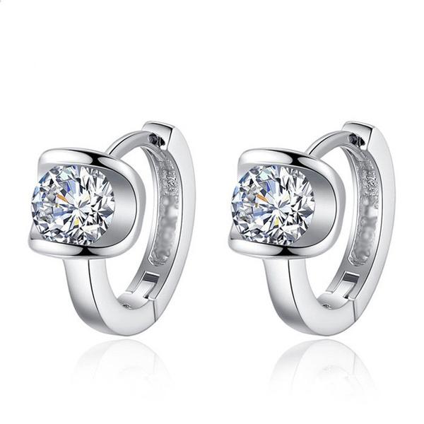 cute, DIAMOND, Dangle Earring, Jewelry
