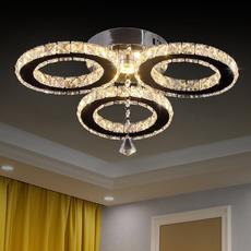 roundshapeceilinglustre, ledceilinglight, ceilinglamp, ledcrystalceilinglight