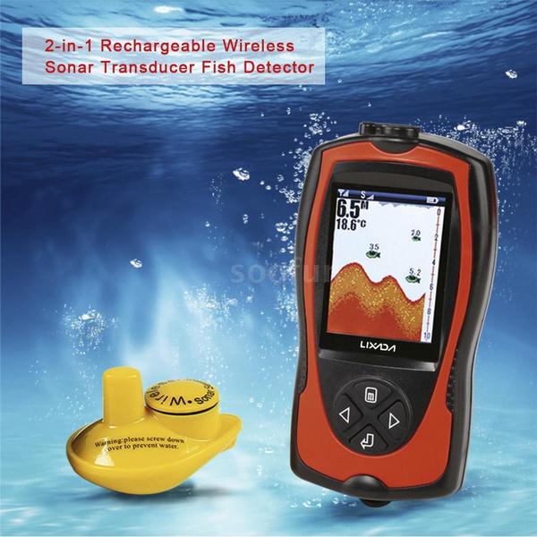 fishingaccessorie, fishingtransducer, fish, waterprooffishingcamera