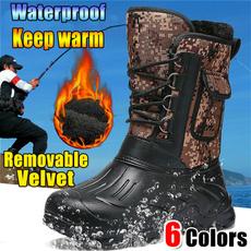 Mountain, hikingboot, menwarmboot, Waterproof