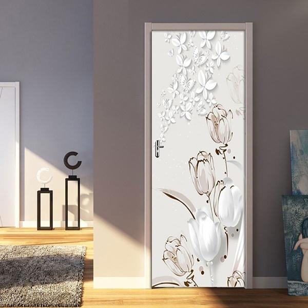butterfly, Modern, dormitorydecoration, Home Decor