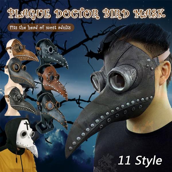 Fashion, Cosplay, funnyfacemask, Halloween Costume
