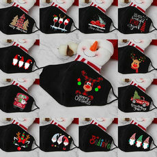 mouthmask, Christmas, Outdoor Sports, unisex