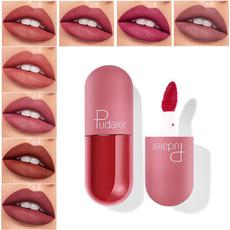 Mini, gloss, velvet, Lipstick
