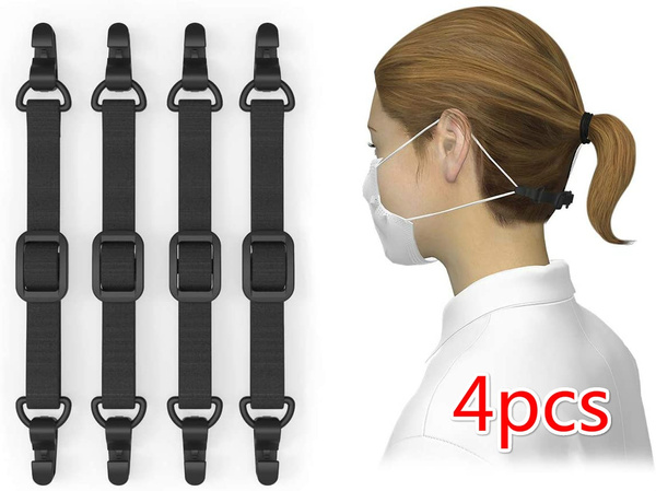 maskaccessorie, masklanyardhook, Elastic, eargriphook