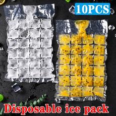 icepack, waterinjection, latticemold, icebag