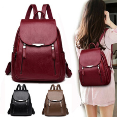student backpacks, women bags, casualbackpack, Capacity