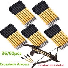 Mini, crossbowbolt, arrowhead, Aluminum