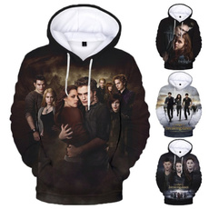 3D hoodies, harajukustreetwear, funnysweather, Movie