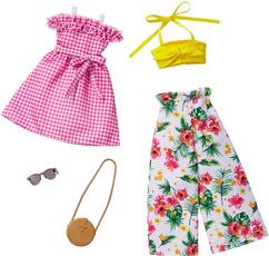 pink, Fashion, doll, Dress