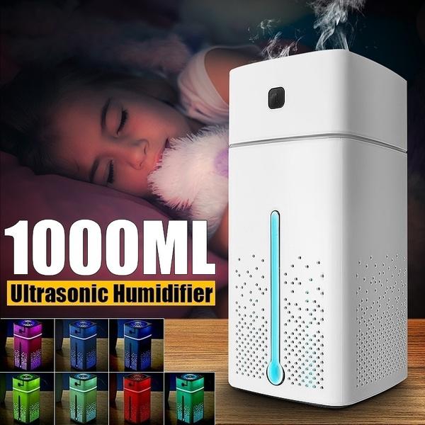 aromatherapydiffuser, lights, essentialoildiffuser, aromahumidifier