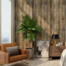 woodplankwallpaper, fauxwoodgrain, selfadhesivewallpaper, Wallpaper