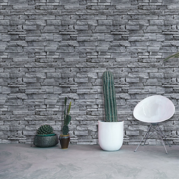 peelandstickwallpaper, Waterproof, greystonewallpaper, Stickers