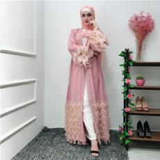 muslimabayadre, Tassels, cardigan, abayasforwomen