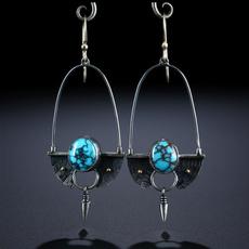 Turquoise, Fashion, Jewelry, stoneearring