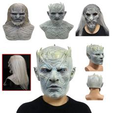 wig, latex, nightkingmask, Cosplay