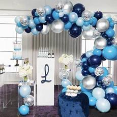 balloongarlandblue, Blues, balloonarchblue, balloongarland