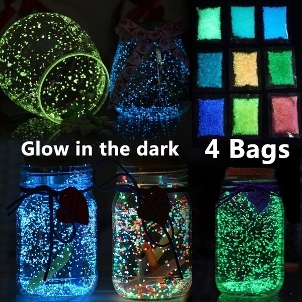Decor, Colorful, Bright, glowinthedark