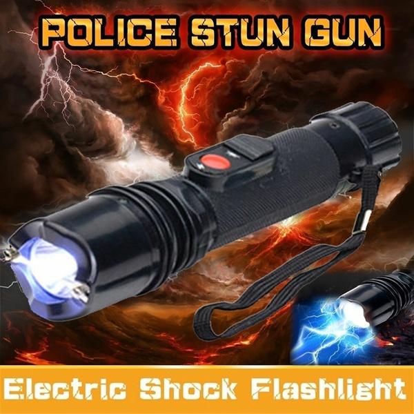 Flashlight, stunguntorch, selfdefensestickflashlight, led
