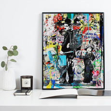 art print, minimalist, art, living room