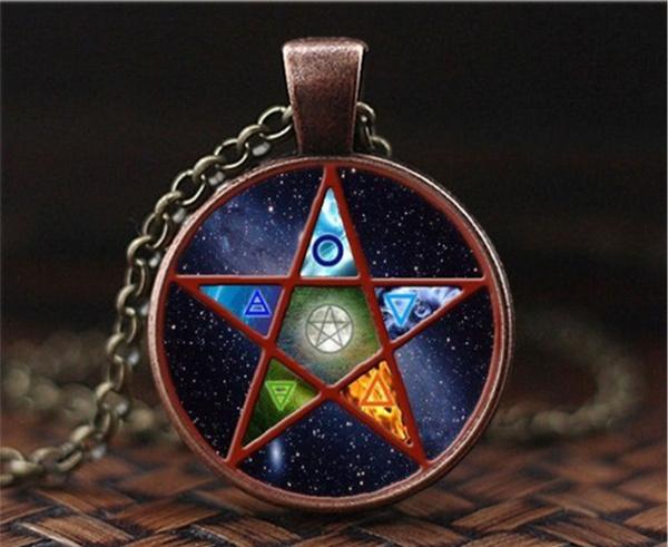 wiccan, Fashion, Key Chain, Jewelry