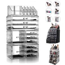 Box, makeuporganizerbox, cosmeticdisplay, jewelriesholder