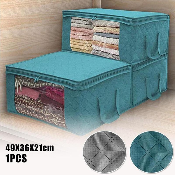 Box, clothescontainer, dustproofquiltstoragebag, Bags
