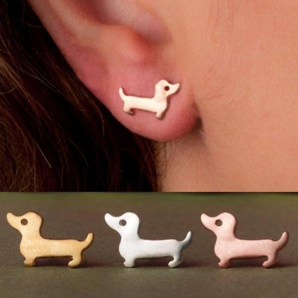 Love, Jewelry, Stud Earring, Pets