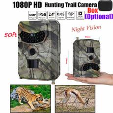 Box, trailcamera, Hunting, huntingcamera