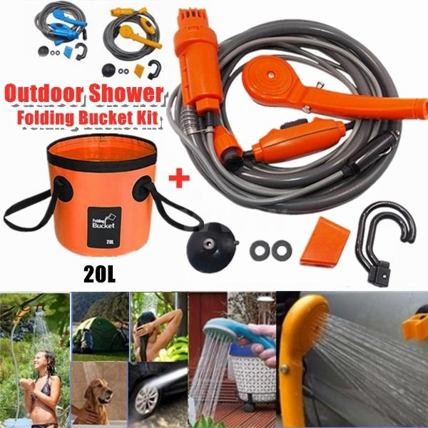 Camping & Hiking, Outdoor, Electric, Hiking