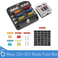 carfuseblock, Box, Blade, led