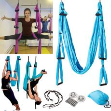 Training, Flying, Yoga, yogatraining
