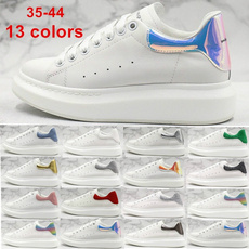 casual shoes, Tenis, Moda, leather