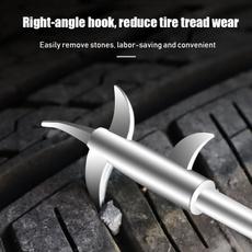 tirebrokenstoneremover, Multifunctional tool, Auto Parts & Accessories, Cars