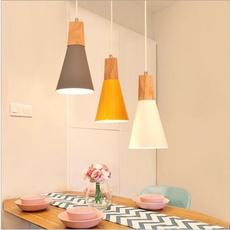 Wood, pendantlight, E27, ceilinglamp