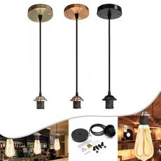 e27lampholderadapter, lights, ceilinglamp, Aluminum