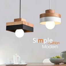 Kitchen & Dining, lightfixture, Restaurant, Wooden