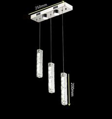 Steel, pendantlight, Stainless Steel, led