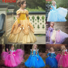 gowns, Baby Girl, tullepartydre, masqueradecostume