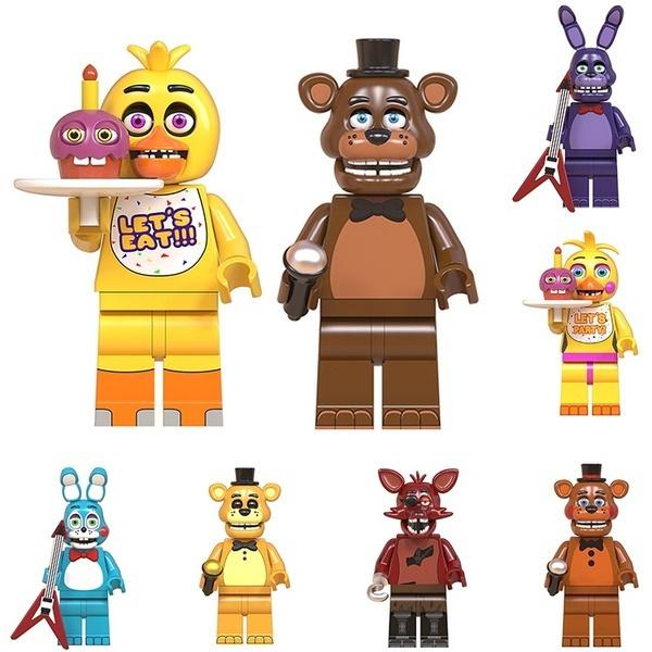 Toy, Gifts, bonnie, buildingblock