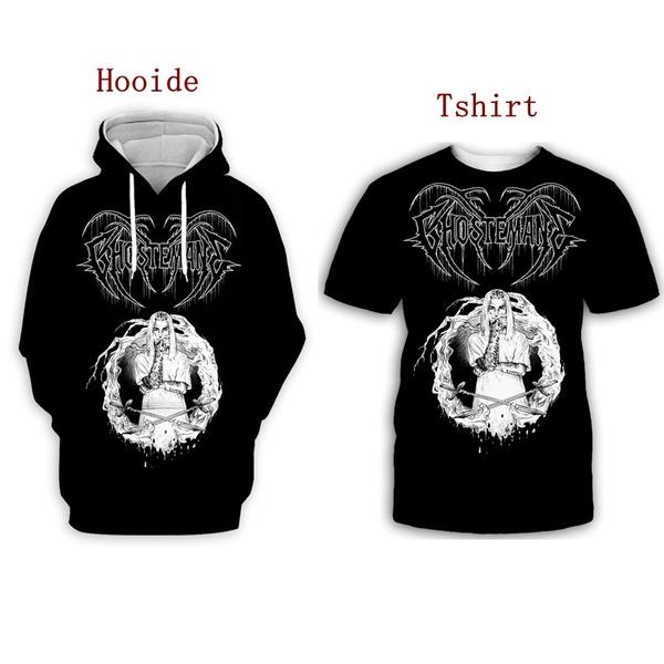 populardesign, Goth, hiphopsweatshirt, Sweatshirts
