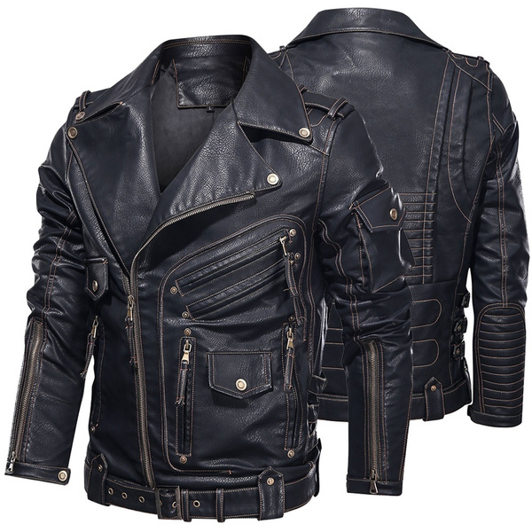 puleatherjacket, Fashion, Outdoor, leather