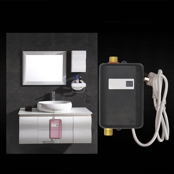 bathroomfaucet, Bathroom, Electric, digitaldisplayelectricwatertap