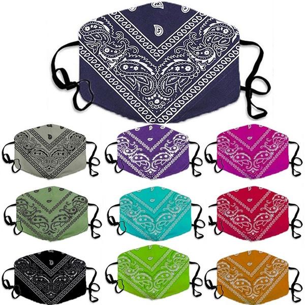 partymask, bandanaforwomen, unisex, printedmask