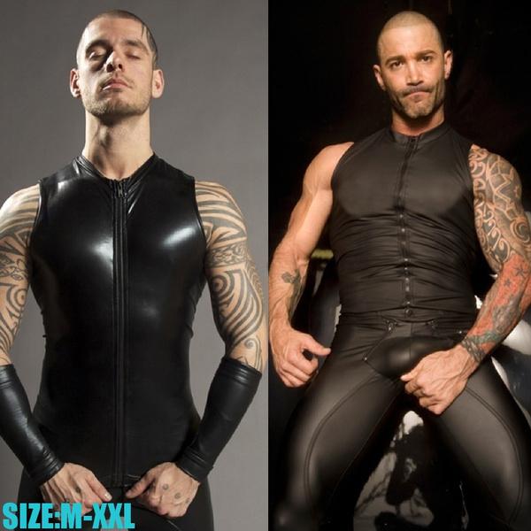 latex, Vest, Fashion, Tank