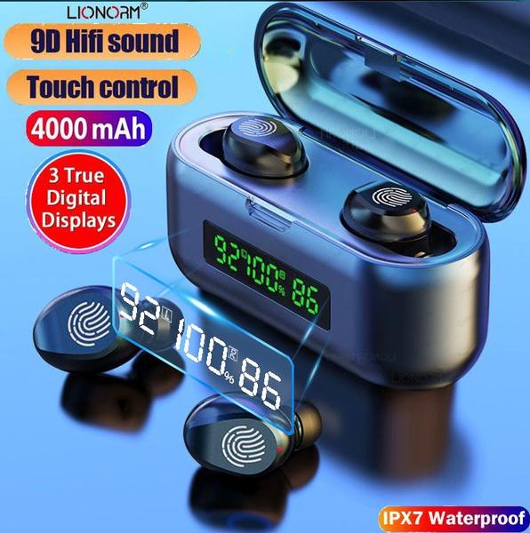 case, bluetooth50headphone, Microphone, Earphone