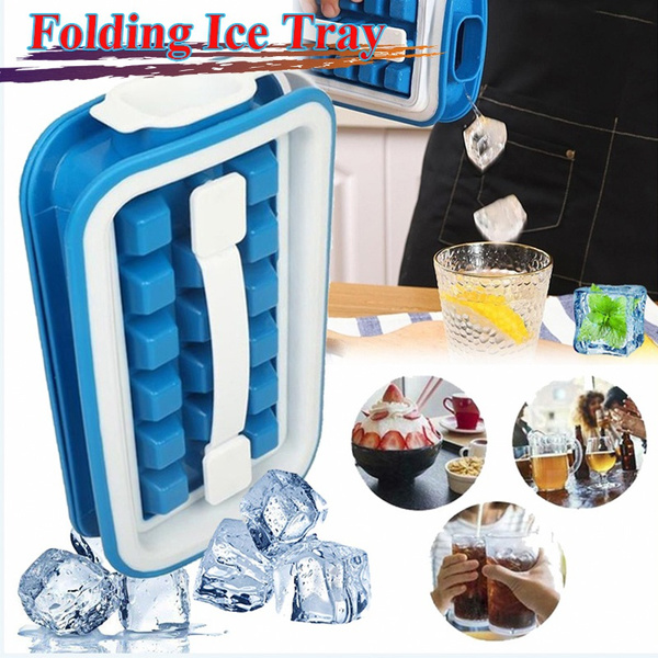 Box, Silicone, Ice, iceballmould
