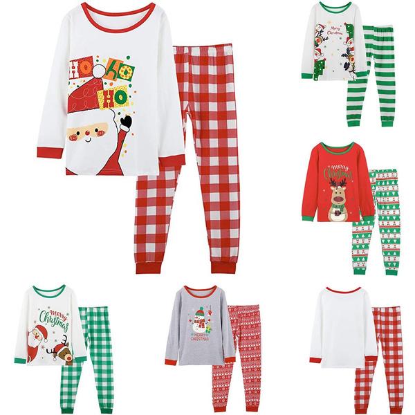 women's pajamas, christmaspajama, Tops & Blouses, Christmas
