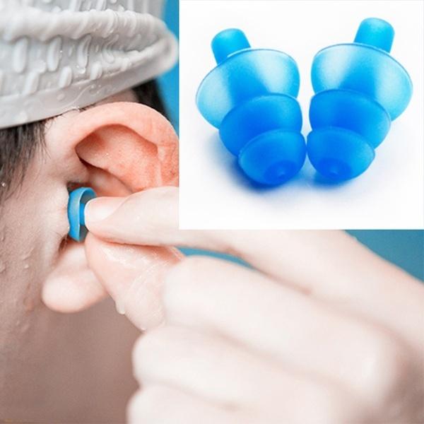 noiseearplug, noise, swimmingearplug, Silicone